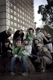 ACTU Worksite Hip Hop ladies